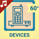 Devices Icons - Animated Icon and Elemens Pack