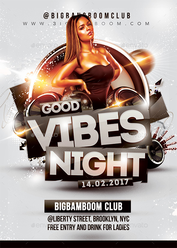 Good Vibes Night - Clubs & Parties Events