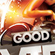 Good Vibes Night - GraphicRiver Item for Sale