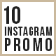 10 Instagram Fashion Promo - GraphicRiver Item for Sale