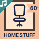 Home Stuff - Animated Icons and Elements - VideoHive Item for Sale