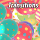 Colorful Easter Eggs Transitions - VideoHive Item for Sale