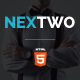 Nextwo - Business Studio Template - ThemeForest Item for Sale