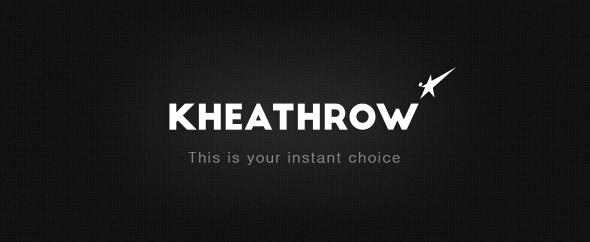 Horizontal banner kheathrow