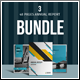 48 Pages Annual Report Template Bundle - 2 - GraphicRiver Item for Sale