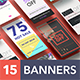 Business Banners Set - GraphicRiver Item for Sale