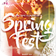 Spring Fest - GraphicRiver Item for Sale