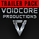 Dark Aggressive Action Trailer Pack - AudioJungle Item for Sale