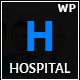 Hospital - Best Medical WordPress Theme Nulled