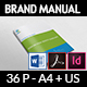 Brand Manual Vol.2 - GraphicRiver Item for Sale
