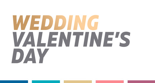 Wedding & Valentine Day