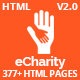 eCharity - Nonprofit, Crowdfunding & Charity HTML5 Template - ThemeForest Item for Sale
