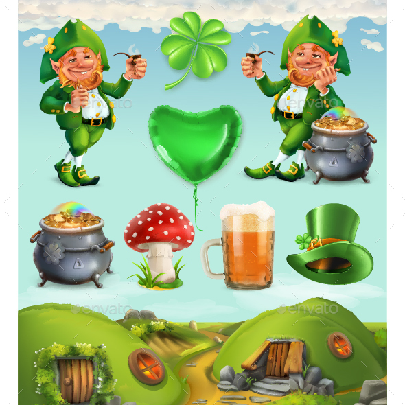 Feast of Saint Patrick - Miscellaneous Seasons/Holidays