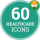Health and Healthcare  Icons - Flat Animated Icon Set