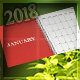 2018 Planner With Calendar - GraphicRiver Item for Sale