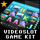 Videoslot Graphics Game Kit - Deepsea Quest - GraphicRiver Item for Sale