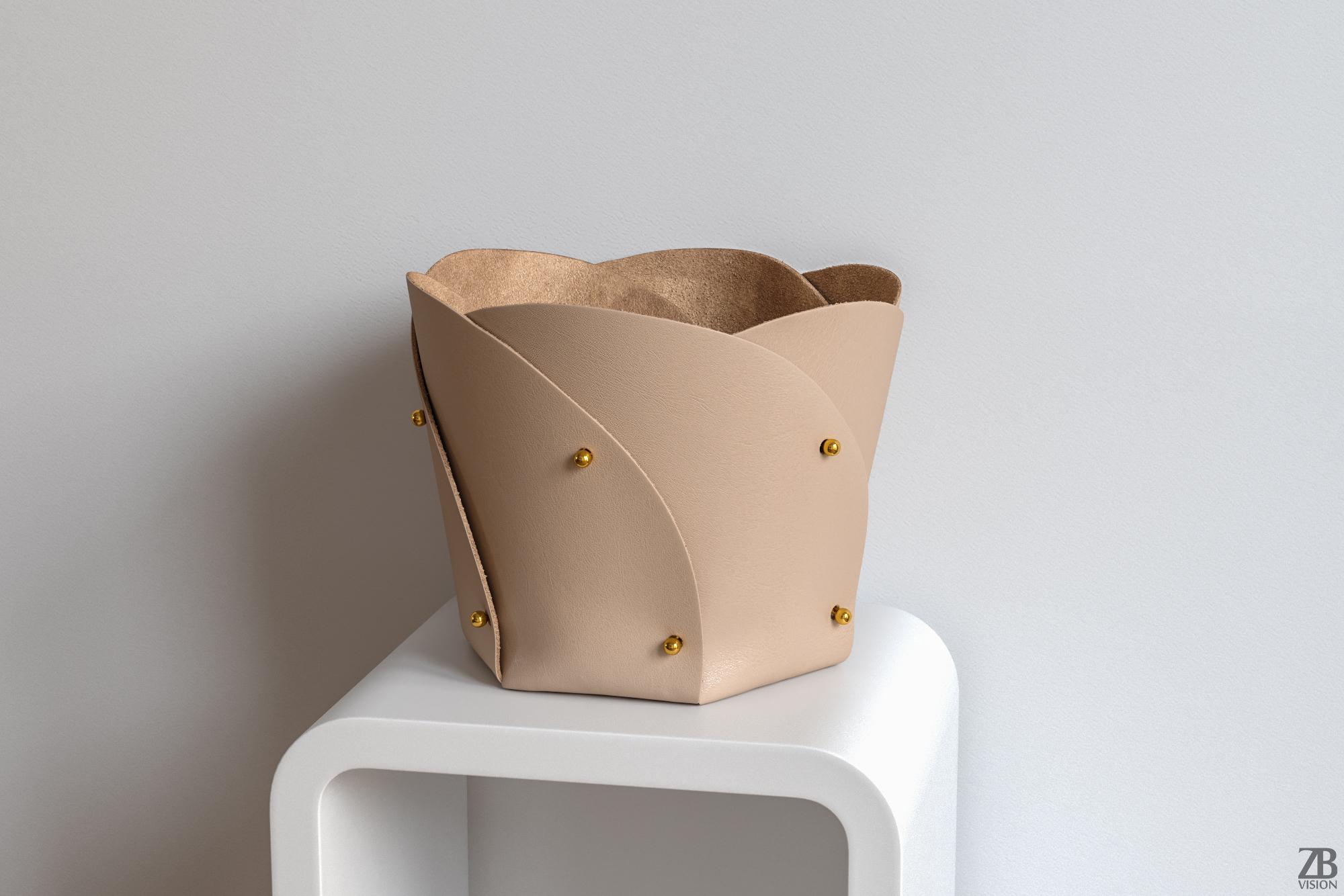 Poppy Basket