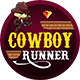 Cowboy Runner: Western Journey - Android Buildbox Game with Admob - CodeCanyon Item for Sale