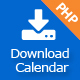 File Download Calendar - CodeCanyon Item for Sale