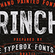Trincha Typeface - GraphicRiver Item for Sale