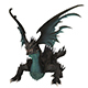 Rigged Animated Monster Beast Dragon - 3DOcean Item for Sale