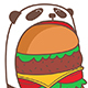 Hungry Panda - GraphicRiver Item for Sale