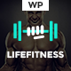 Life Fitness - Gym&Sport WordPress Theme Nulled