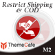 Restrict shipping & COD Magento 2 Extension - CodeCanyon Item for Sale