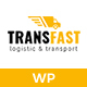 Transfast - Logistic and Transport - WordPress Theme - ThemeForest Item for Sale