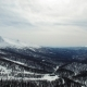 Panorama of the Winter Mountains Siberia - VideoHive Item for Sale