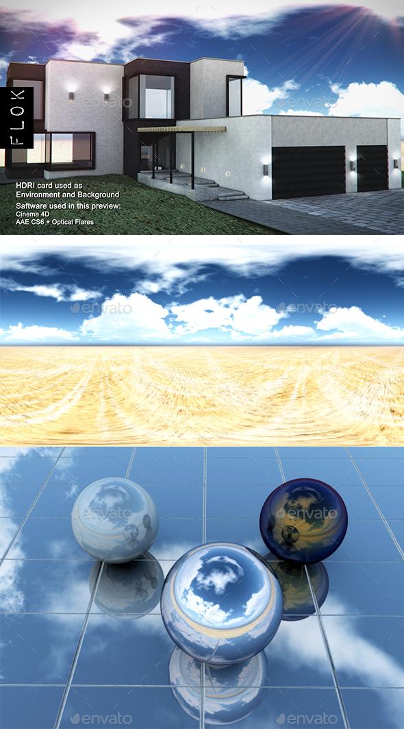Daylight Desrt 61 - 3DOcean Item for Sale