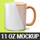 11 oz Mug Mockup Templates - GraphicRiver Item for Sale