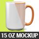 15 oz Mug Mockup Templates - GraphicRiver Item for Sale