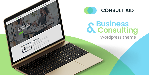 Consult Aid : Business Consulting And Finance Theme