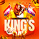 King's Day / KoningsDag Party Flyer Template - GraphicRiver Item for Sale