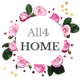 All4Home - A Beautiful Theme for Home Décor and Household Essentials Nulled