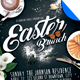 Easter Brunch Flyer Template - GraphicRiver Item for Sale
