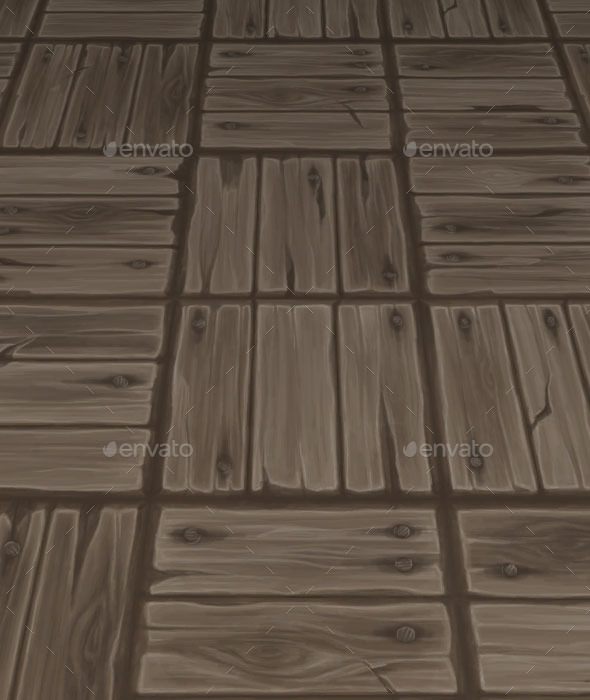 Wood Planks 3 - 3DOcean Item for Sale