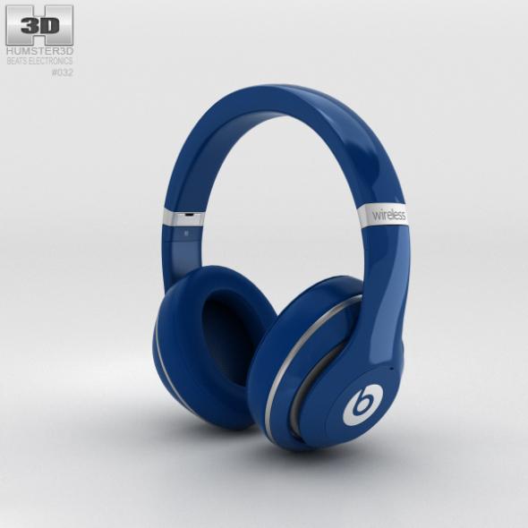Beats by Dr. Dre Studio Wireless Over-Ear Blue