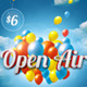 Open Air Flyer Template - GraphicRiver Item for Sale