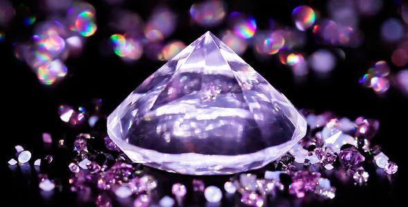 purple diamond backgrounds