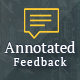 Annotated Feedback - CodeCanyon Item for Sale