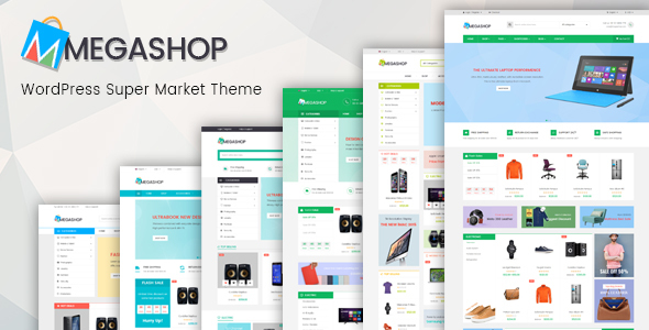 JMS Megashop – Multipurpose Responsive WordPress Theme
