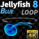 Jellyfish Blue 8 - VideoHive Item for Sale