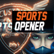 Sports Opener - Extreme Promo - VideoHive Item for Sale