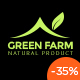 Green Farm – Organic Food & Eco Farm WP Theme - ThemeForest Item for Sale