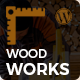 Wood Works - Craftsman Business WordPress Theme