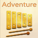 Marimba Adventure - AudioJungle Item for Sale