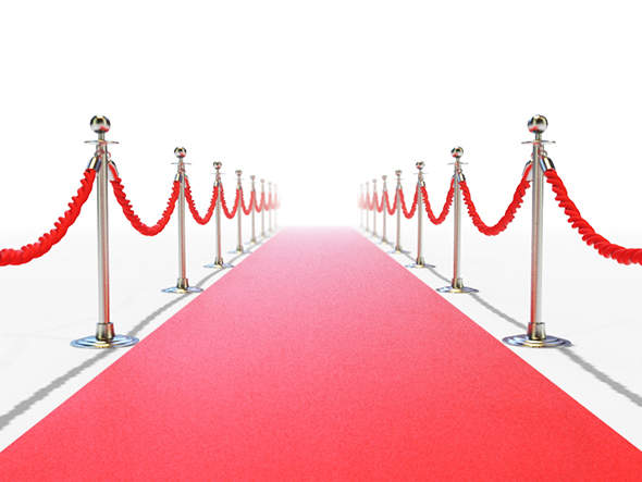 Red Carpet - 3DOcean Item for Sale