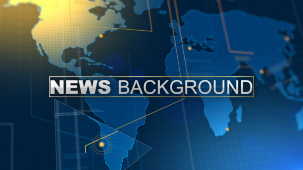 World map news background by meherbikram videohive play preview video gumiabroncs Image collections